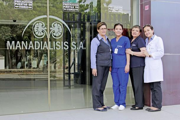 Continuar en medio de la crisis fresenius medical care - Maria del carmen castro ...
